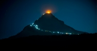 Holy Mountain - Adam's Peak - Sri pada