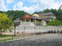 Sri Dalada Maligawa-Temple of the Sacred Tooth Relic