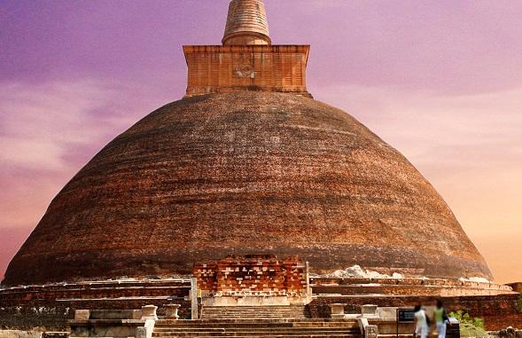 Jetavanaramaya Stupa
