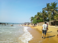 Mount Laviniya Beach