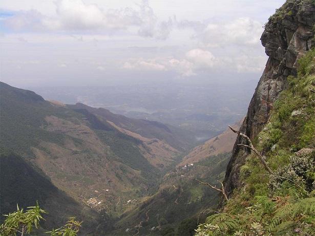 Great World's End drop Sri Lanka