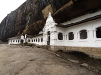 Dambulla Cave Temple - Golden Temple