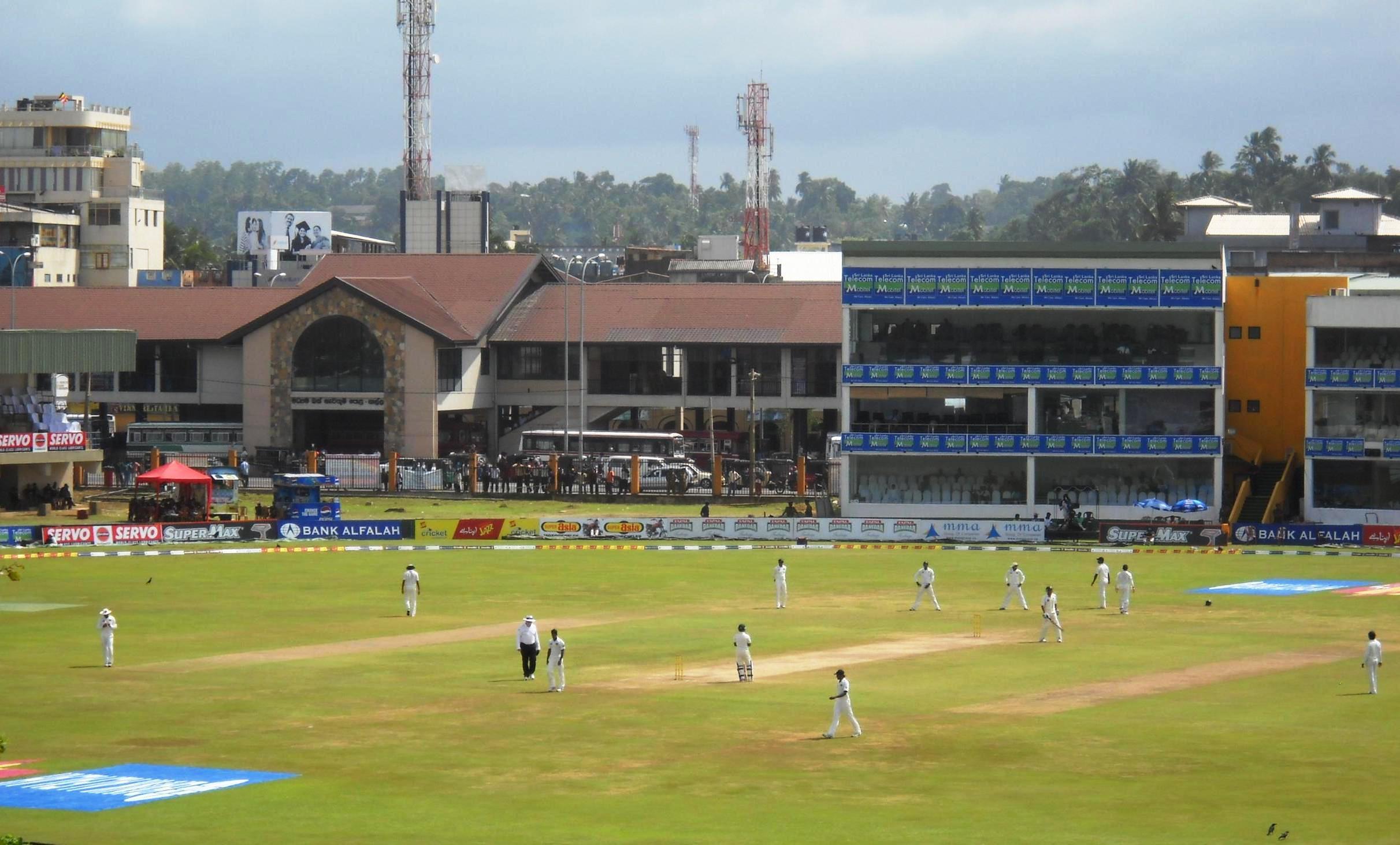 Galle International Cricket Stadium : Allceylon lk