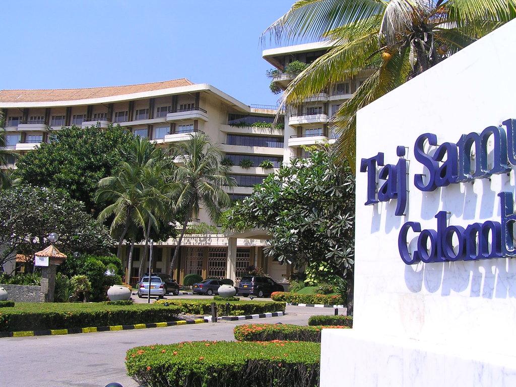 Star Hotels In Sri Lanka Colombo