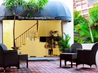 Blue Water Boutique Hotel - Negombo