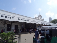 Fort Railway Station Colombo