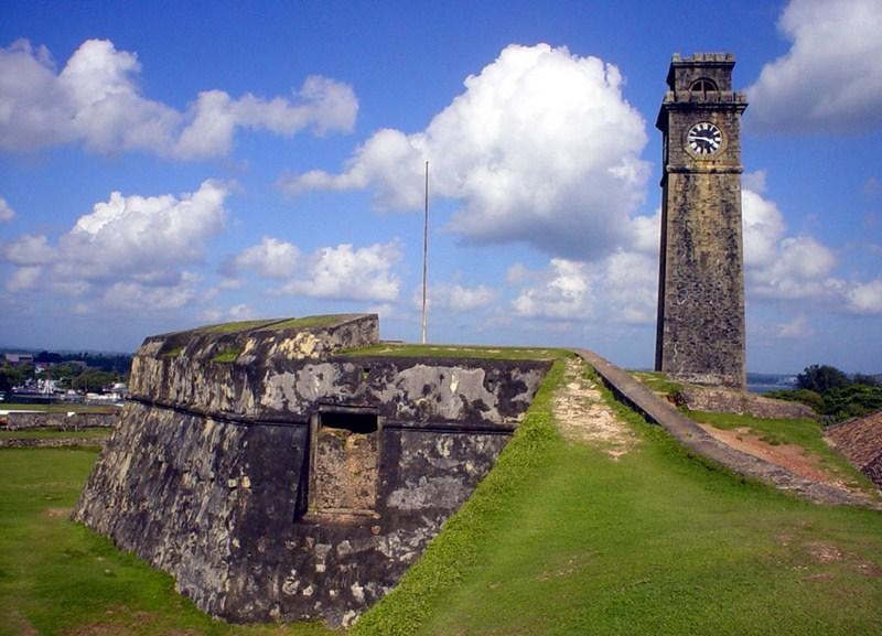 Dutch Galle Fort