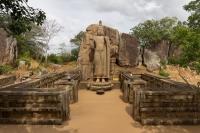 Avukana Buddha Statue - Anuradhapura