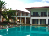 ThalSevana Holiday resort Swimpool