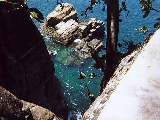 Lover's Leap – Trincomalee