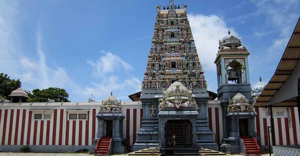 Thiru Ketheeswaram temple - Mannar