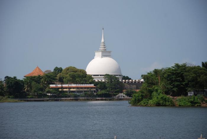 Kalutara Bodhiya Budhist Temple