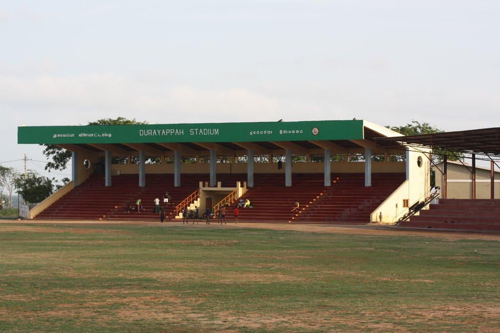 Duraiappa Stadium Jaffna