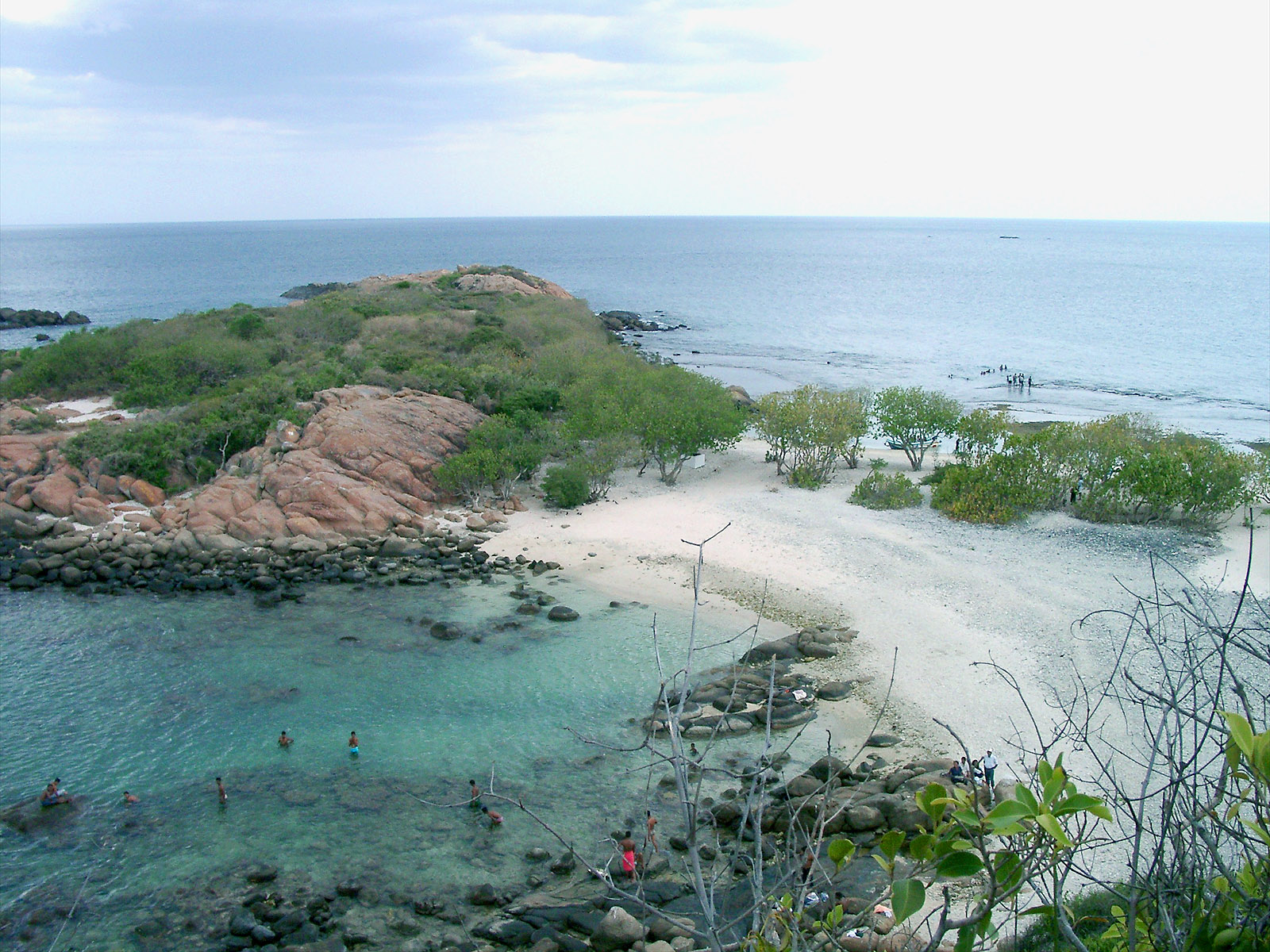 Pigeon Island National Park - Trincomale