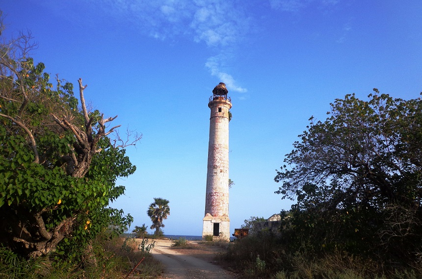 Karainagar Kovalam light house and Beach in Jaffna