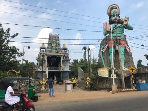 Maruthanamadam Anjaneyar Kovil/Temple