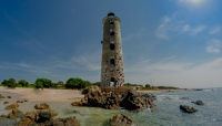 Sampur light house or foul point lighthouse