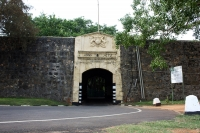 Fort Fredrick, also known as Trincomalee Fort (Fort of Triquillimale)