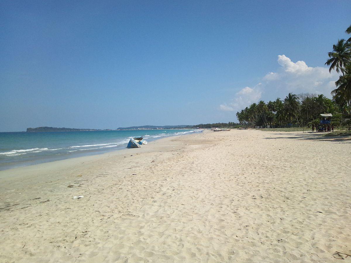 uppuveli beach  - trincomalee