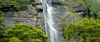 Lover's Leap Waterfall - Nuwara Eliya