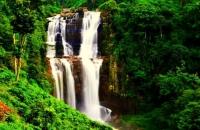 ramboda falls - Nuwara Eliya