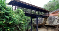 Bogoda Wooden Bridge