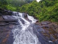Thudugala Ella Waterfall