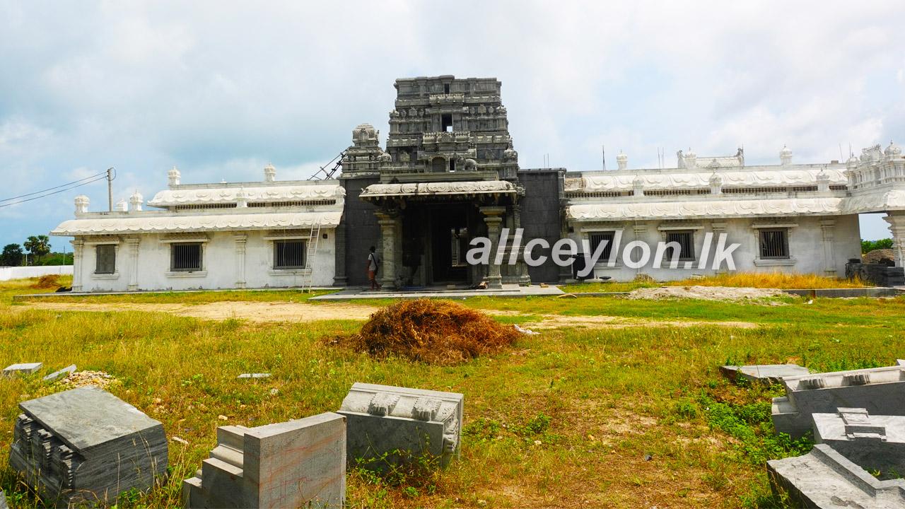 biggest Granite temple in karainagar | karunkal